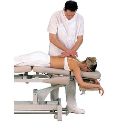 Εικ. 3 Χάρη στο GSP τα κρεβάτια της Gymna προσφέρουν μια πιο στοχευμένη, πιο ασφαλή και πιο αποτελεσματική θεραπεία