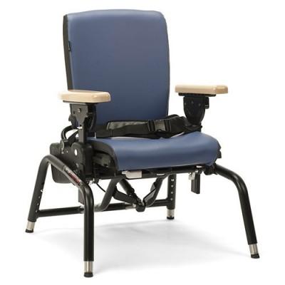 Διατίθεται με ρόδες ή χωρίς ρόδες σαν κανονικό κάθισμα