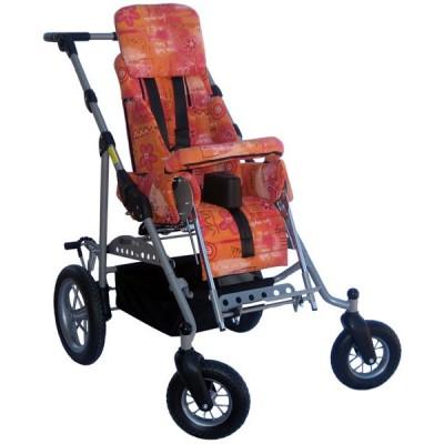 Το παιδικό καρότσι Merlino είναι κατάλληλο για παιδιά με αναπηρία που έχουν αυξημένες ανάγκες στήριξης