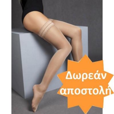 Θεραπευτικό καλσόν φλεβίτιδας Maxis Relax 140 DEN με διαβαθμισμένη συμπίεση 18-21 mmHg (κλάση 1)