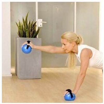 Βοηθούν στις ασκήσεις σταθεροποίησης κορμού και ώμων