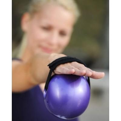 Οι ιμάντες είναι ανθεκτικοί και ρυθμιζόμενοι για άνετη και ασφαλή εφαρμογή των ασκήσεων