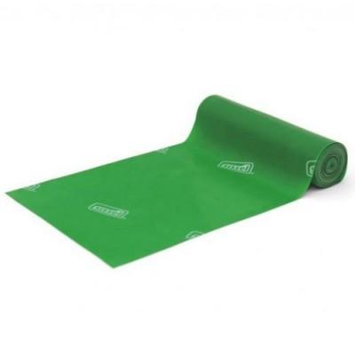 Οι ελαστικοί ιμάντες άσκησης Sissel® Fitband με πράσινο χρώμα παρέχουν μεγάλη αντίσταση