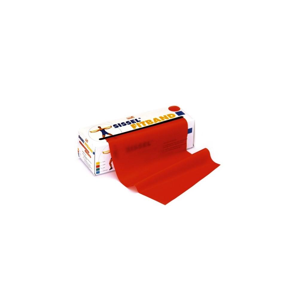 Ελαστικοί ιμάντες Sissel® Fitband μήκους 5m και πλάτους 15cm