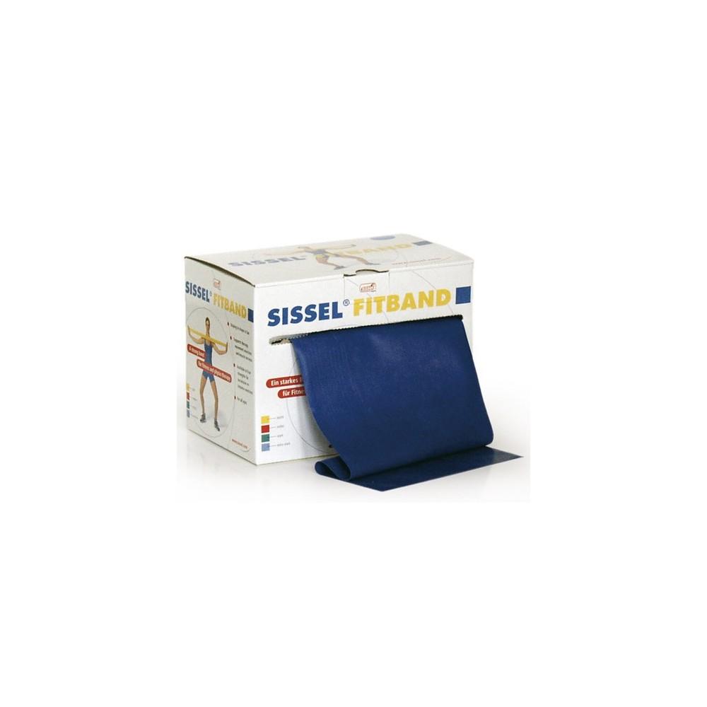 Ελαστικοί ιμάντες Sissel® Fitband σε οικονομική συσκευασία των 25 μέτρων