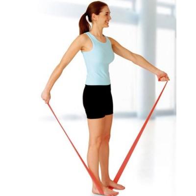 Οι ελαστικοί ιμάντες άσκησης Sissel® Fitband είναι κατάλληλοι για θεραπευτικές ασκήσεις