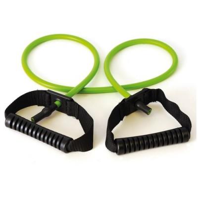 Τα λάστιχα εκγύμνασης Sissel® Fit Tubes με πράσινο χρώμα παρέχουν μεγάλη αντίσταση