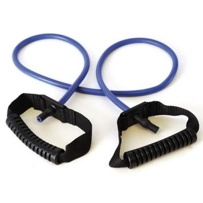 Τα λάστιχα εκγύμνασης Sissel® Fit Tubes με μπλε χρώμα παρέχουν πολύ μεγάλη αντίσταση