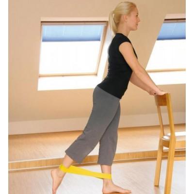 Ενδυνάμωση γλουτιαίων και οπισθίων μηριαίων μυών των κάτω άκρων