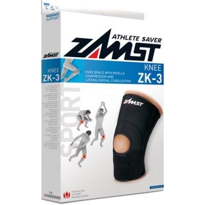 Αθλητιατρική επιγονατίδα ZK-3 (μέτρια υποστήριξη - έντονα αθλήματα)