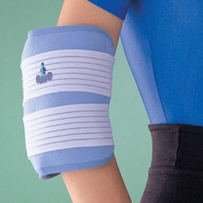 Το επίθεμα θερμοθεραπείας - κρυοθεραπείας με δέστρες Oppo είναι ιδανικό για τον αγκώνα
