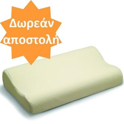 Ανατομικό μαξιλάρι memory foam Economic