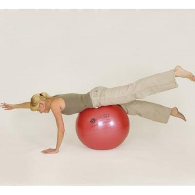 Με τις μπάλες γυμναστικής - κινησιοθεραπείας Sissel Securemax® μπορείτε να ασκηθείτε με πλήθος ασκήσεων