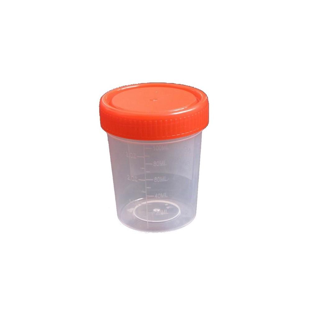 Αποστειρωμένα ποτηράκια ούρων Biourine για εξέταση ούρων
