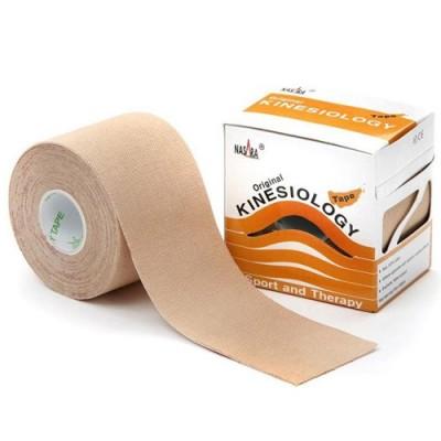 Kinesio tape Original Nasara® σε μπεζ χρώμα