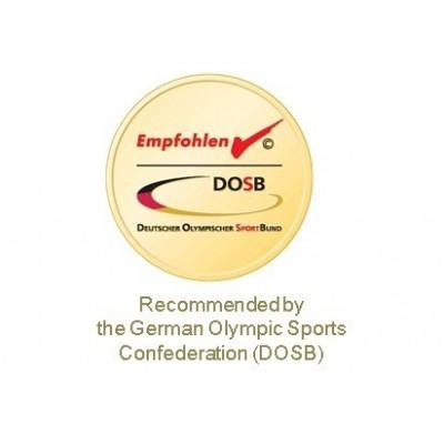 Το Original Nasara® tape προτείνεται από τη Γερμανική Ομοσπονδία Ολυμπιακών Αθλημάτων