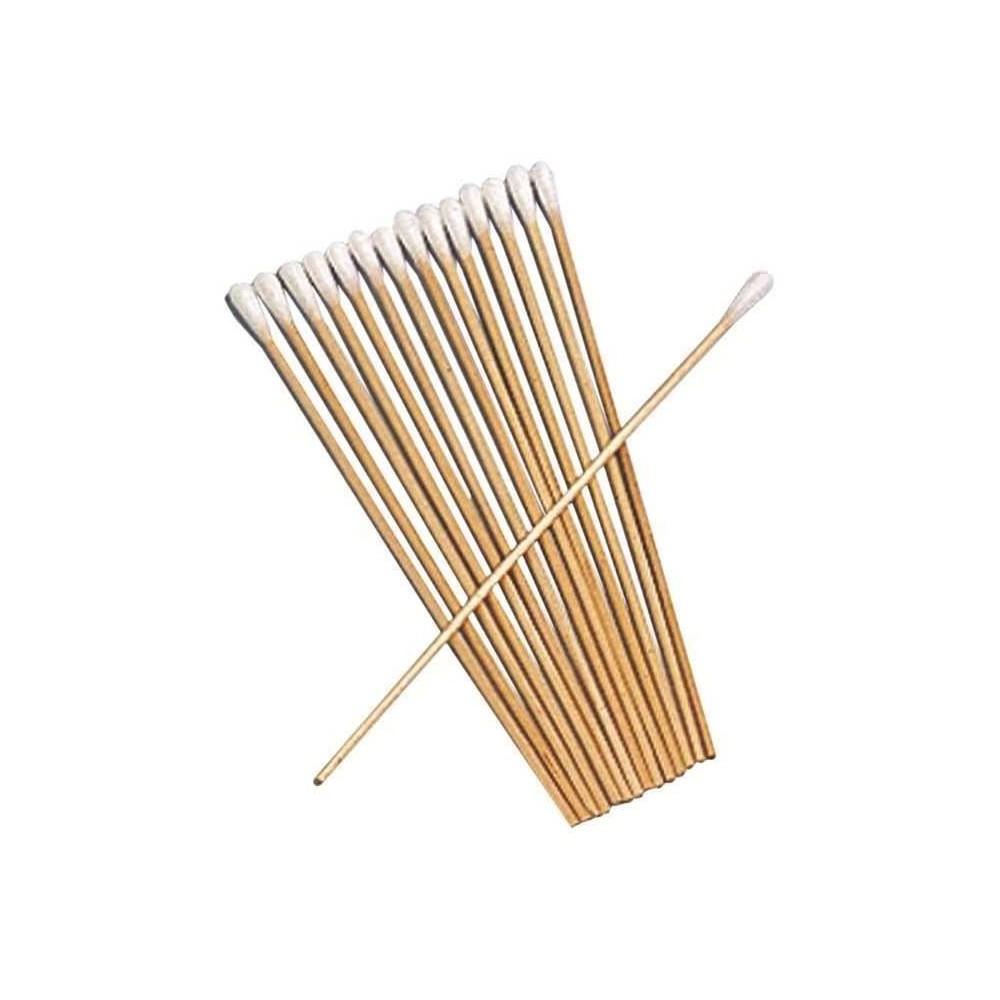 Βαμβακοφόροι στυλεοί απλοί 15 cm