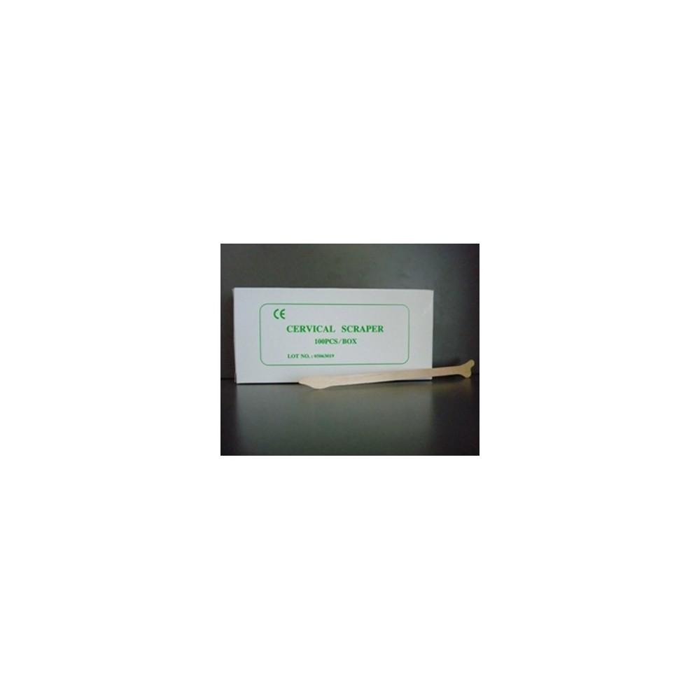Σπάτουλες ξύλινες Test Pap