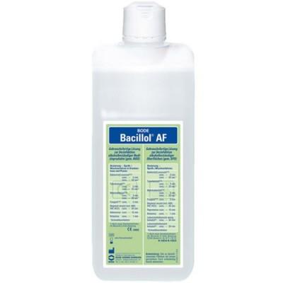 Απολυμαντικό επιφανειών Bacillol AF 1 Λίτρου