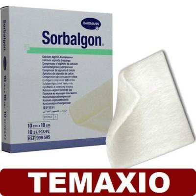 Επίθεμα αλγινικού ασβεστίου Sorbalgon® για έλκη κατάκλισης, φλεβικά έλκη και τραύματα με πολλές εκκρίσεις