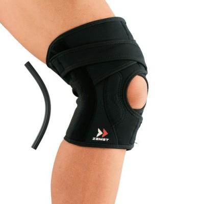 Οι μπανέλες από ρητίνη εξασφαλίζουν την πλάγια σταθερότητα του γόνατος χωρίς να περιορίζουν την κίνηση