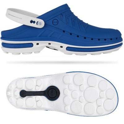 8ab2db448ef Τα παπούτσια σαμπό εργασίας Clog διαθέτουν αντιολισθητικό πέλμα