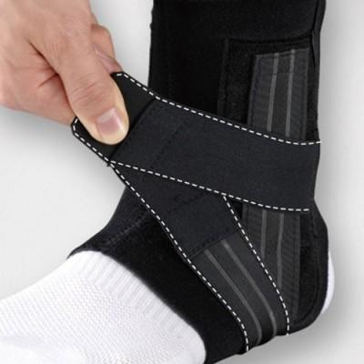 Ο πλάγιος ιμάντας παρέχει πλάγια σταθεροποίηση ιδιαίτερα της έξω πλευράς που τραυματίζεται και συχνότερα