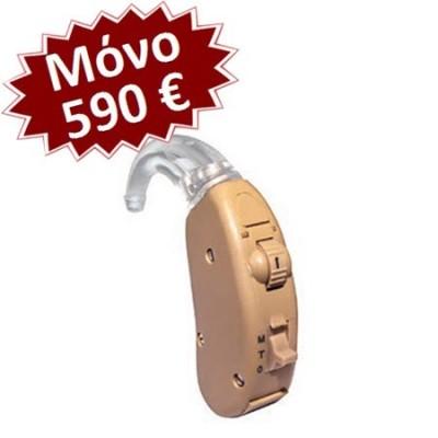 Ψήφιακά οπισθωτιαία ακουστικά βαρηκοίας PT BTE. Τιμές - προσφορές από 590 €. Θεσσαλονίκη - Καλαμαριά