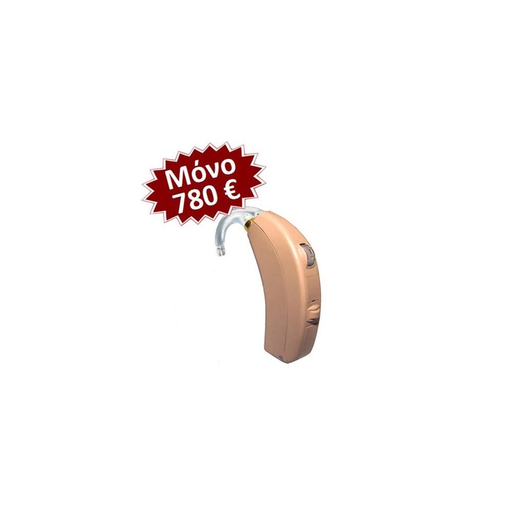 Ψηφιακό ακουστικό βαρηκοΐας ισχυρό PT 675 PPS