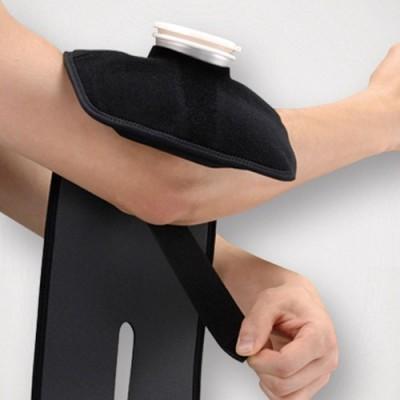 Το σετ κρυοθεραπείας IW-1 είναι ειδικά σχεδιασμένο για εύκολη και σταθερή τοποθέτηση στα χέρια ή στα πόδια