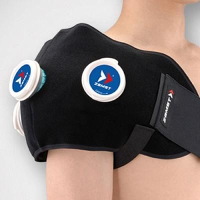 Το σετ κρυοθεραπείας IW-2 είναι ειδικά σχεδιασμένο για εφαρμογή κρυοθεραπείας σε μεγάλες επιφάνειες όπως οι ώμοι και η πλάτη