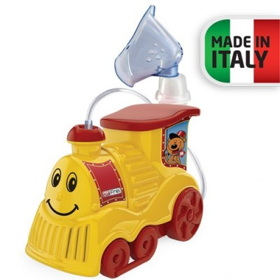 Νεφελοποιητής για παιδιά Dr Frei Turbo Train