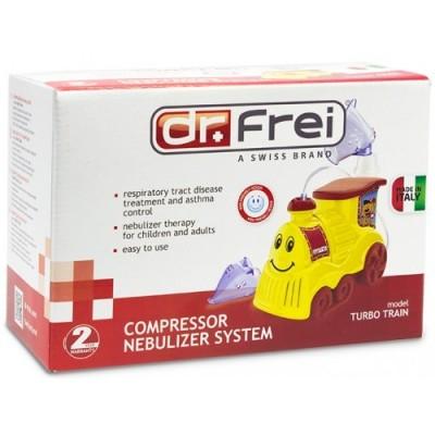 Παιδικός νεφελοποιητής Dr Frei Turbo Train