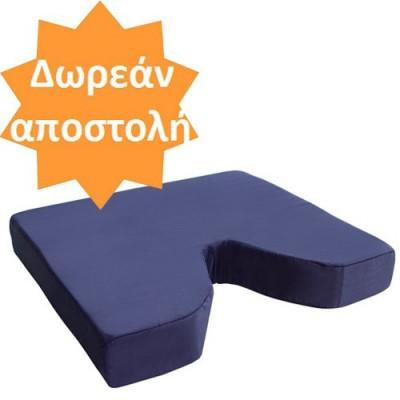 Μαξιλάρι κόκκυγα Visco Memory foam