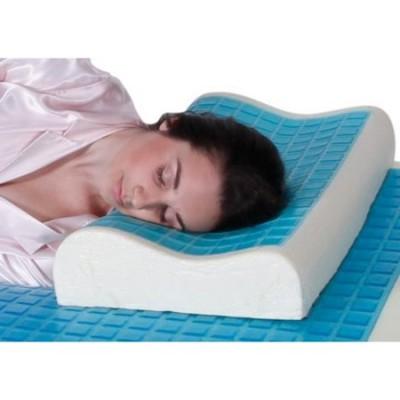 Ανατομικό μαξιλάρι Gel memory foam