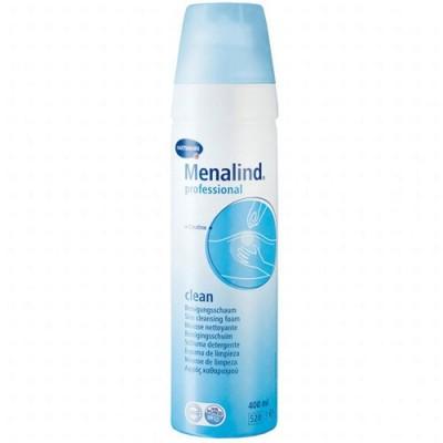Ο αφρός Menalind Professional έχει δραστικές ουσίες που βοηθούν στην αναδόμηση και στην πρόληψη των βλαβών του δέρματος