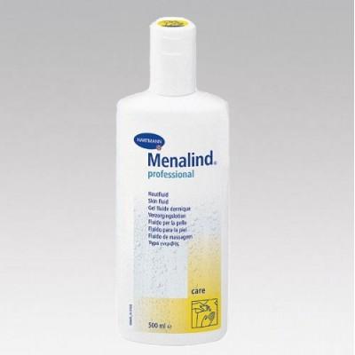 Το υγρό εντριβής  Menalind Proffessional βελτιώνει την κυκλοφορία του αίματος και προφυλάσσει από τις δερματικές βλάβες