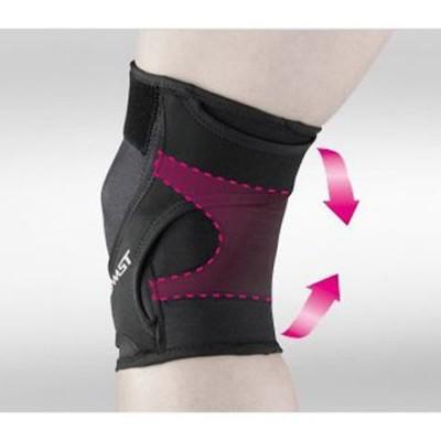 Ο τρισδιάστατος σχεδιασμός και το σχήμα πεταλούδας στο πίσω μέρος του αφήνουν ελεύθερη την κάμψη του γόνατος