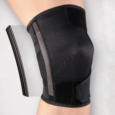 Διαθέτει ημίσκληρες μπανέλες για μεγαλύτερη σταθερότητα του γόνατος και καθοδήγηση προς ένα φυσιολογικό πρότυπο κίνησης