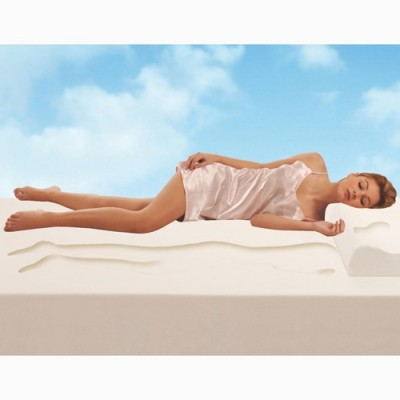 Το στρώμα Anatomic Memory 20 cm (7 cm memory foam) προσαρμόζεται στο σχήμα του σώματος και εγγυάται ξεκούραστο ύπνο