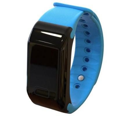 Βιομετρικό ρολόι FT8 Powerharm σε μπλε χρώμα