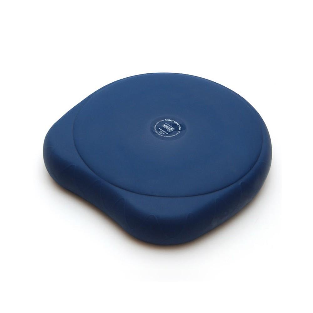 Κάθισμα Sissel Sitfit Plus σε μπλε χρώμα για διόρθωση της στάσης στην καθιστή θέση