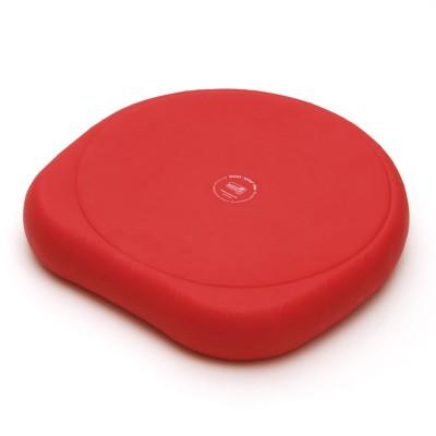 Κάθισμα Sissel Sitfit Plus σε κόκκινο χρώμα για διόρθωση της στάσης στην καθιστή θέση