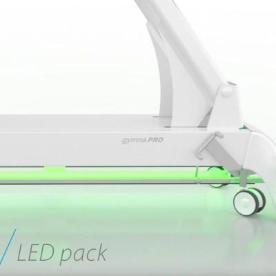 Προαιρετικά διατίθεται με σύστημα φωτισμού LED με 14 χρώματα