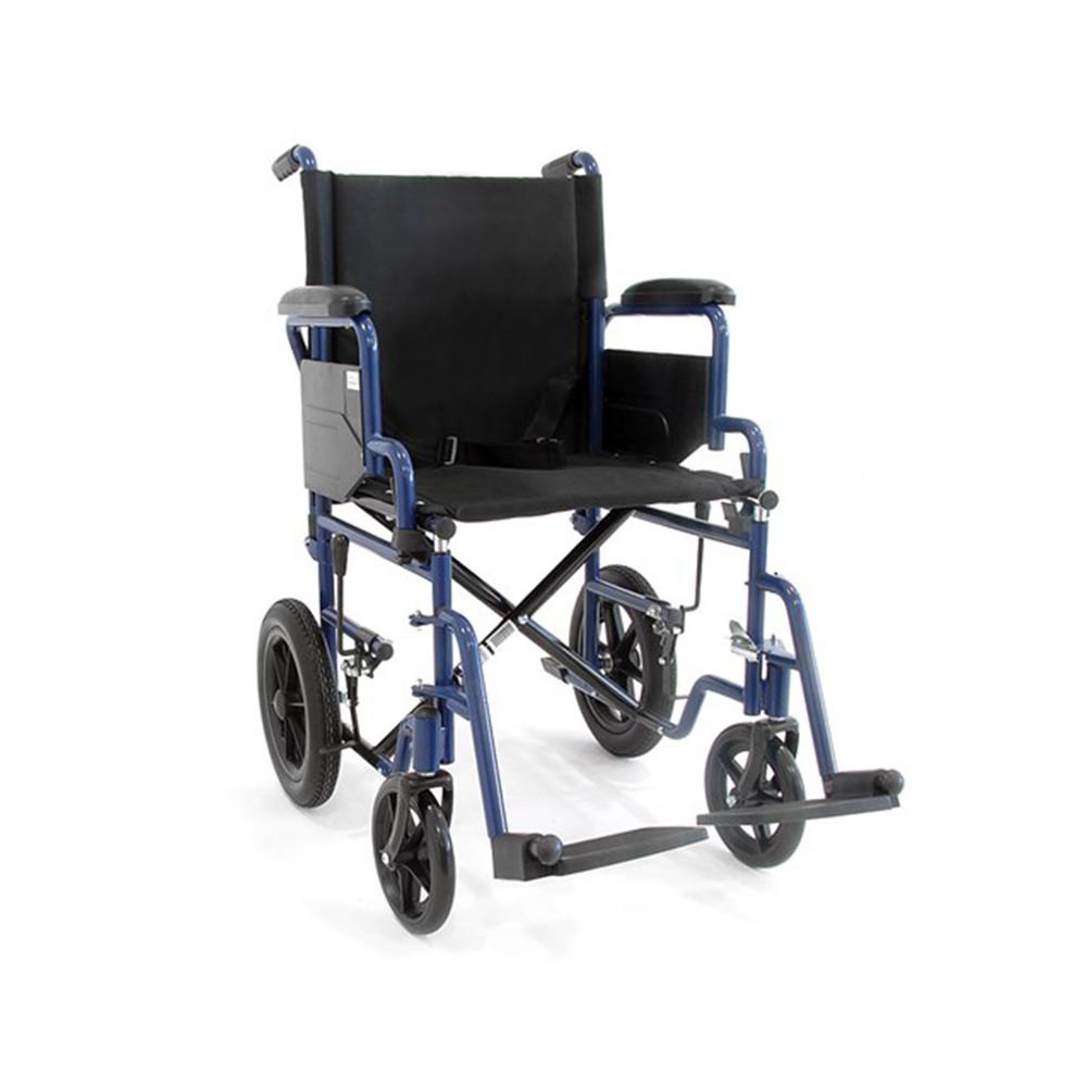Αναπηρικό αμαξίδιο μεταφοράς Vita ECO με μεσαίους τροχούς