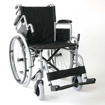 Αναπηρικό μαξίδιο με αφαιρούμενα πλαϊνά / υποπόδια & φρένα VITA VT307