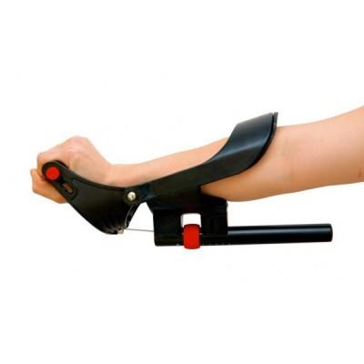 Μπορεί να χρησιμοποιηθεί για την άσκηση των εκτεινόντων του καρπού