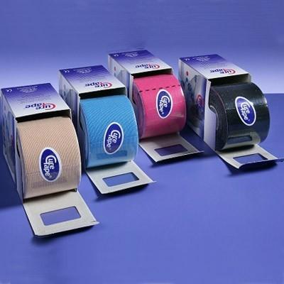 Τα προϊόντα CureTape της ολλανδικής εταιρίας FysioTape αποτελούν ένα πολύτιμο εργαλείο στα χέρια του φυσικοθεραπευτή