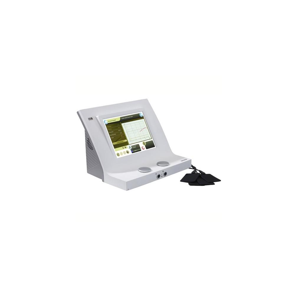 Συσκευή ηλεκτροθεραπείας 2 πλήρως ανεξαρτήτων καναλιών Duo 400 του οίκου Gymna