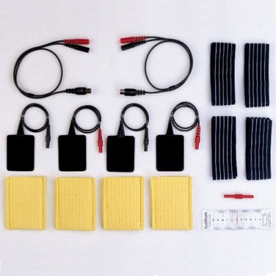 Στάνταρντ εξοπλισμός της ηλεκτροθεραπείας Duo 200